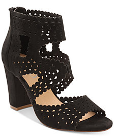 XOXO Bowery Dress Sandals