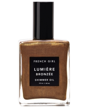 Lumiere Bronzee Shimmer Oil