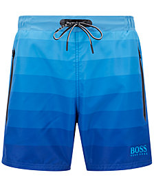 BOSS Men's Quick Dry Swim Trunks