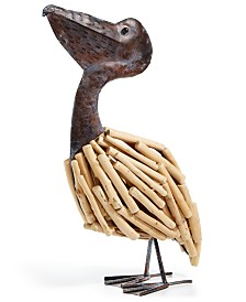 The Cellar Driftwood Pelican, Created for Macy's