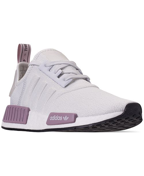a300b42e16371 adidas Women s NMD R1 Casual Sneakers from Finish Line   Reviews ...
