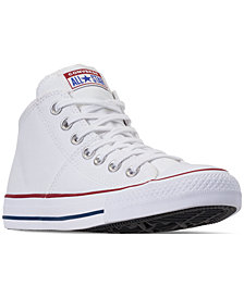 Converse Women's Chuck Taylor Madison Mid Casual Sneakers from Finish Line