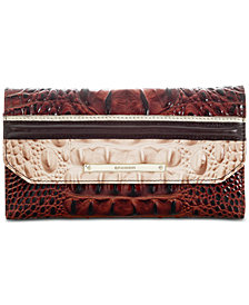 Brahmin Soft Checkbook Wallet