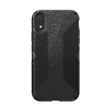 Speck iPhone XR Presidio Grip + Glitter Case