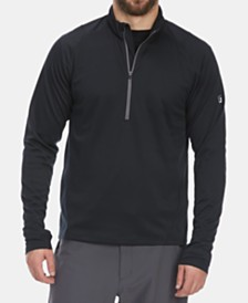 EMS® Men's Techwick Midweight 1/4-Zip Base Layer Top
