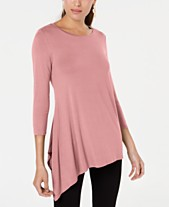 75e6d1e8063c3 Last Act Womens Tops - Macy s