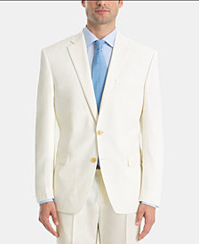 Lauren Ralph Lauren Men's Wool Ultraflex Classic-Fit Twill Jacket