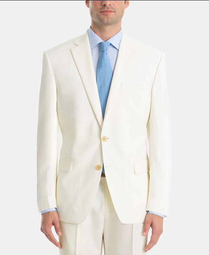 Lauren Ralph Lauren - Men's Wool Ultraflex Classic-Fit Twill Jacket