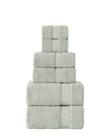 Grund Certified 100% Organic Cotton Towels, 6 Piece Set