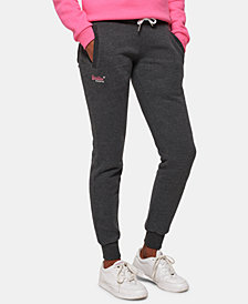 Superdry Logo Drawstring Jogger Pants