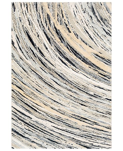 """Surya Apricity APY-1019 Butter 5'3"""" x 7'6"""" Area Rug"""