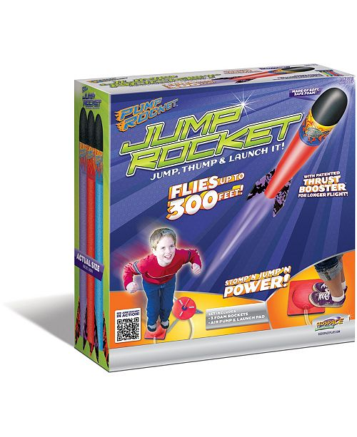 Geospace Jump Rocket