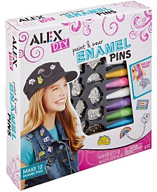 ALEX DIY - Paint and Wear Enamel Pins