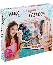 ALEX Spa - Totally Tattoos