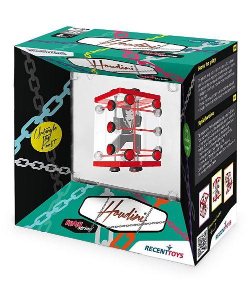 Brainstring Houdini Puzzle