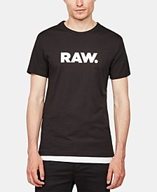 Men's Holorn RAW Logo T-Shirt