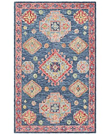 Bonifate BFT-1005 Denim 8' x 10' Area Rug