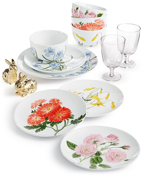 Martha Stewart Collection CLOSEOUT! Martha Stewart Spring Collection, Created for Macy's