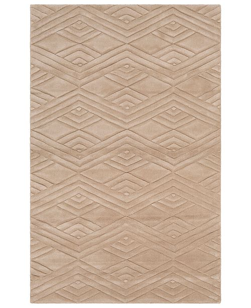 Surya Etching ETC-5000 Taupe 8' x 11' Area Rug