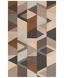 Surya Forum FM-7221 Medium Gray 12' x 15' Area Rug