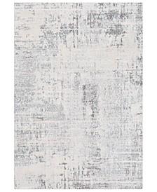 """Genesis GNS-2306 Silver Gray 9'3"""" x 12'3"""" Area Rug"""