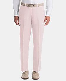 Lauren Ralph Lauren Men's UltraFlex Classic-Fit Pink Linen Pants