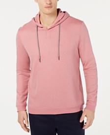 Tasso Elba Men's Textured Hoodie, Created for Macy's