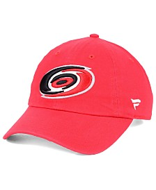 Authentic NHL Headwear Carolina Hurricanes Fan Relaxed Adjustable Strapback Cap