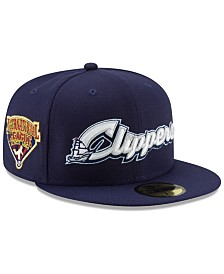New Era Columbus Clippers League Patch 59FIFTY-FITTED Cap