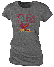 Retro Brand Women's Iowa State Cyclones Tri-Blend T-Shirt