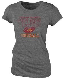 Retro Brand Women's Iowa State Cyclones Tri-Blend T-Shirt