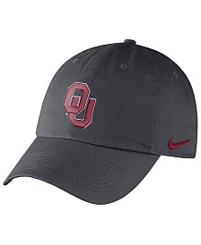 Nike Oklahoma Sooners Core Easy Adjustable Strapback Cap