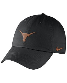Nike Texas Longhorns Core Easy Adjustable Strapback Cap