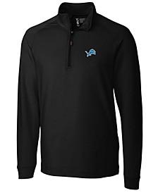 Men's Detroit Lions Jackson Half-Zip Pullover