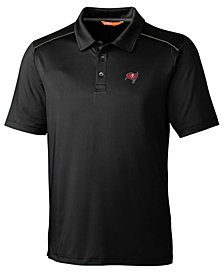 Cutter & Buck Men's Tampa Bay Buccaneers Chance Polo