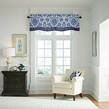 Croscill Leland Scalloped Valance