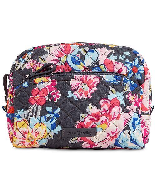 3a8c572fd5cd Vera Bradley Iconic Small Cosmetics Case   Reviews - Handbags ...