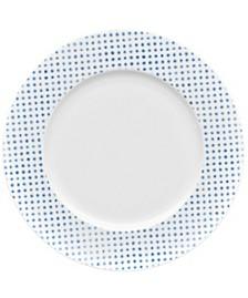 Hammock Rim  Dinner Plate - Dots, Created for Macy's
