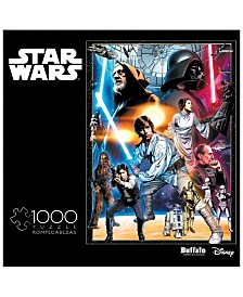 Star Wars Vintage Art - The Circle Is Now Complete- 1000 Piece