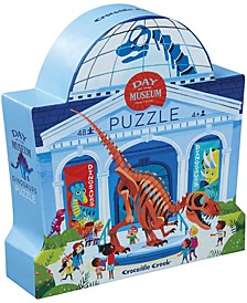 Day at the Museum - Dinosaurs Puzzle- 48 Piece