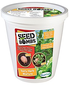 Seed Bomb Bucket - Tasty Herb Mixture
