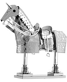 Metal Earth 3D Metal Model Kit - Horse Armor