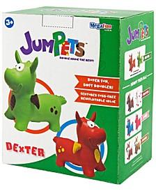 JumPets Bouncer - Dexter the Dragon (Green)