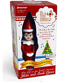 The Elf on the Shelf - Hide and Seek Game