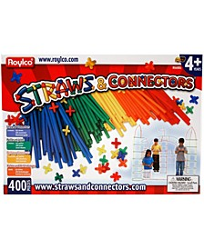 Straws and Connectors - 400 Piece Set