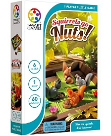 Squirrels Go Nuts! Puzzle Game
