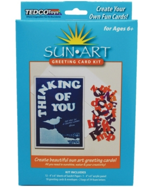 SunArt Greeting Card Kit