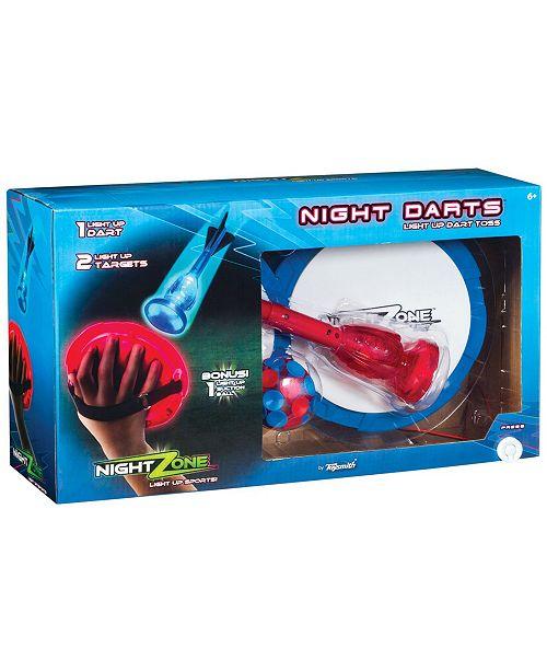 Toysmith NightZone Night Darts