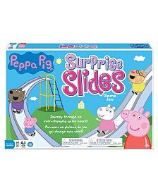 Peppa Pig Surprise Slides Game