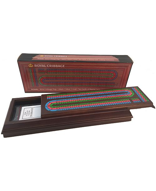 WorldWise Imports Royal Cribbage